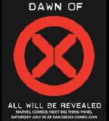 Marvel Posts 'Dawn of X' Teaser on Twitter Ahead of SDCC 2019