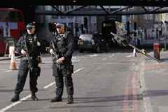 Jury Says London Bridge Attackers Were Lawfully Killed By Police