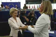 Ursula Von Der Leyen Will Lead European Commission As New President