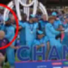 Cricket World Cup 2019: England's team of many nations highlighted in controversial World Cup celebration