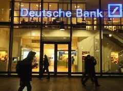 Deutsche Bank is reportedly paying 'danger money' to hire bankers worried about joining the troubled bank (DB)