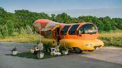 Oscar Mayer's Wienermobile Is Now an Airbnb Rental for Hot Dog Lovers