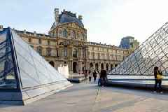 Louvre museum removes name of Sackler family linked to opioid crisis
