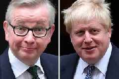 Michael Gove praises Boris Johnson in U-turn on Tory rival he slated