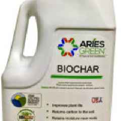 Aries GREEN™ Biochar Launches Retail Sales