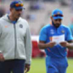 Cricket World Cup 2019: 'You have one hand on World Cup' - India coach Ravi Shastri pays tribute to Black Caps captain Kane Williamson
