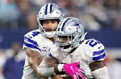 Colin Cowherd explains why Zeke's impact on the Cowboys' offense and Dak is overstated
