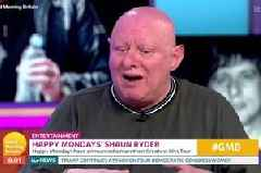 Shaun Ryder speaks out over shock new appearance which left Good Morning Britain viewers stunned