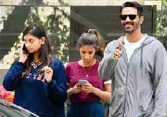 Arjun Rampal on being a father: We're still thinking of baby names