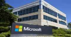 Microsoft Announces Record Fiscal Year