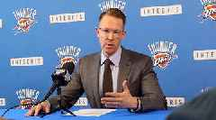 Report: Thunder GM Sam Presti, Front Office Got Death Threats After Paul George Trade
