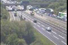 Summer getaway traffic - live updates on M5, A303, A30 and others on first weekend of summer holidays