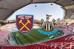 West Ham vs Newcastle live: Kick off time, team news, goal updates and latest score from China