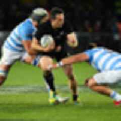 Live Rugby Championship updates: All Blacks v Argentina