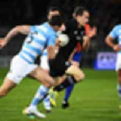 Rugby Championship: All Blacks could lose top world ranking against Argentina