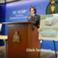 Canadian police leave cat filter on during livestreamed press conference on highway murders