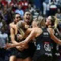 Netball World Cup: Gold for Silver Ferns! New Zealand crowned netball World Cup champions