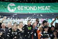 Beyond Meat skyrockets as expectations for the company's second-quarter earnings mount (BYND)