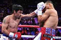 Shannon Sharpe: 'This is the best I've seen Manny Pacquiao fight in a very long time'