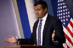 Former White House Spokesman Raj Shah Joins Fox Corp as SVP