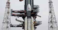 India's Chandrayaan-2 rocket launch is a success