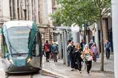 You won't be able to use your Trentbarton Mango cards on the tram from December - this is why
