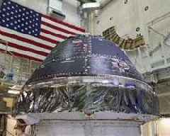 Lockheed Martin Completes NASA's Orion Spacecraft Capsule For Artemis 1 Mission To The Moon