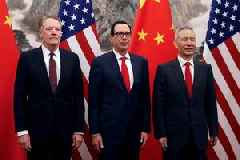 Trump's trade team is reportedly heading to China for face-to-face talks next week