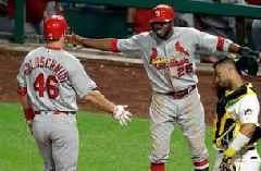 Goldschmidt's grand slam lifts Cardinals to wild 6-5 win over Pirates in 10 innings