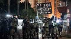 U.S. Issues Travel Warning Amid Violent Hong Kong Protests