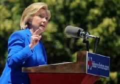 Hillary to House Dems: Maybe stop grandstanding over impeachment