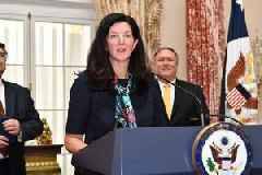 US state department's top official for Latin America resigns