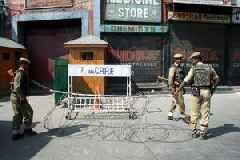 You can read this article. An internet blackout means no-one in Indian-controlled Kashmir can