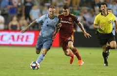 Sporting KC's playoff hopes take a hit with 2-1 loss to Real Salt Lake