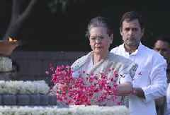 Sonia Gandhi back to lead India's opposition Congress after son Rahul quits
