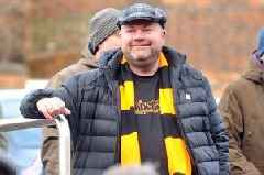 Port Vale fans planning wall of black and gold at Salford City