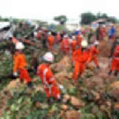 Landslide death toll at Myanmar village rises to 56