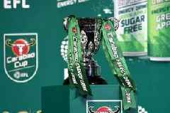 Carabao Cup draw numbers confirmed ahead of second round draw this evening