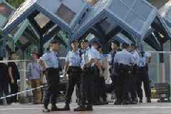 'Something extraordinarily bad is about to happen': Huge Chinese military build-up filmed on Hong Kong ...