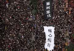 Hong Kong protests bring 'panic and chaos,' says leader as airport reopens