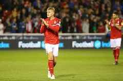 Joe Worrall relishing Nottingham Forest's 'tasty' Carabao Cup tie with Derby County