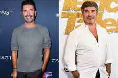 Simon Cowell shocks TV viewers with weight loss thanks to new vegan diet