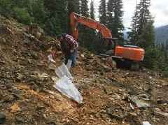 Ximen Mining Corp's Option Partner to Drill Treasure Mountain Silver Property Tulameen BC