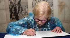 Belfast stands 'in solidarity' with Nora Quoirin's family as book of condolence opens