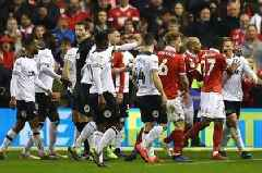 Derby County's Carabao Cup clash with Nottingham Forest NOT picked for television coverage