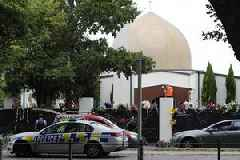 Apology over New Zealand mosque accused's 'hateful' letter