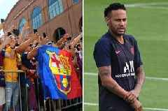 Barcelona fans aimed Neymar chants at club president before shock Bilbao defeat