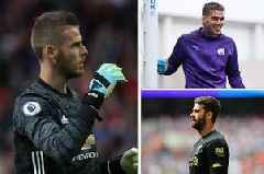 Man Utd star De Gea forced into extra training sessions - Man City and Liverpool are to blame