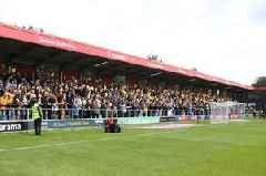 'We should have won comfortably' - Port Vale fans after draw at Salford