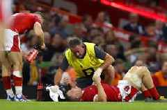 Wales' Rugby World Cup injury bulletin on Liam Williams, James Davies and the four other players injured against England